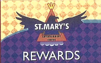 st marys rewards